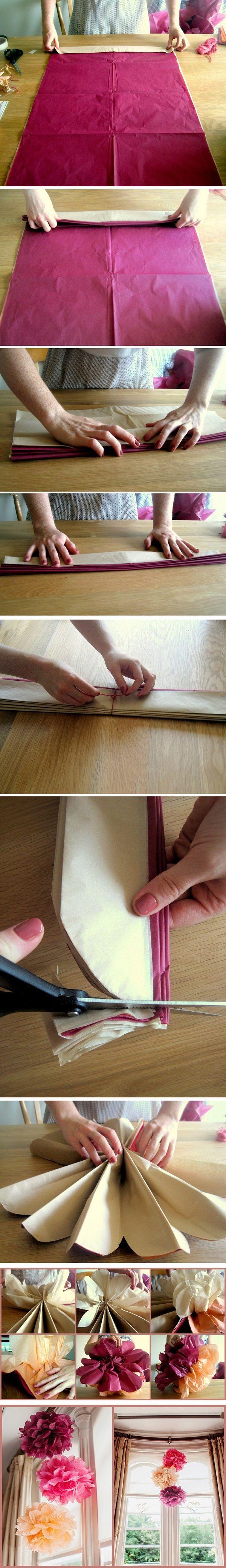 Tissue-Paper-Pom-Poms-3