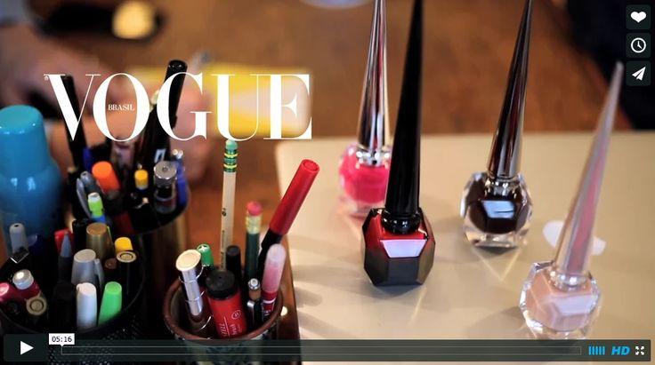 Em vídeo: esmaltes