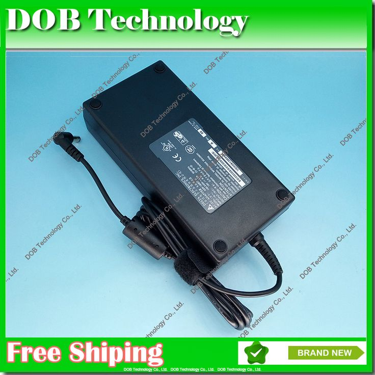AC laptop adapter power supply for MSI GT685 GT783 GT783R Notebook ADP-180EB D charger 19V 9.5A 180W