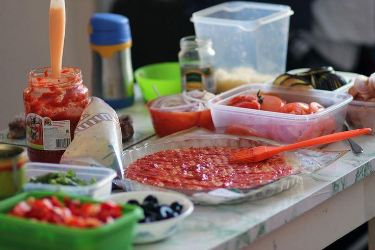 блюда для заморозки рецепт с фото наиболее ярко она