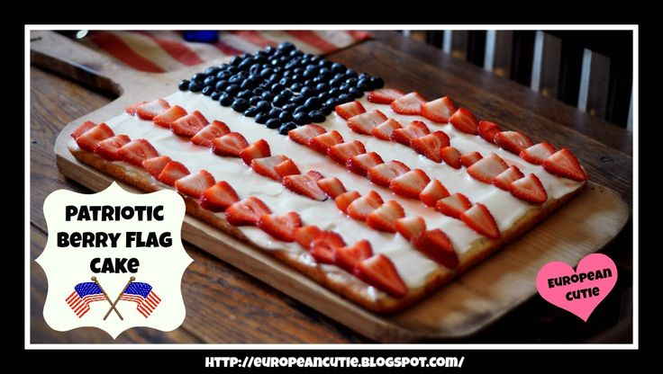 4th of july menu options