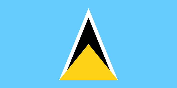 Flag of Saint Lucia - Saint Lucia - Wikipedia, the free encyclopedia