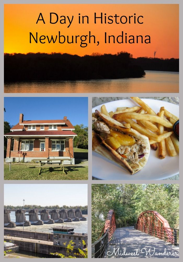 A Day in Historic Newburgh, along the Indiana Ohio River Scenic Byway