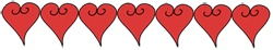 Free Heart Clipart Borders from www.wonderweirded.com/heart-clipart-borders.html, for Wedding Hearts and Valentine's Hearts , Love Hearts Adorable !!!