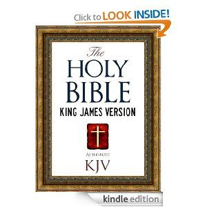 #6: The Holy Bible: Authorized King James Version KJV Holy Bible (ILLUSTRATED) (King James Bible - Churched Authorized Version   Authorised BIble).