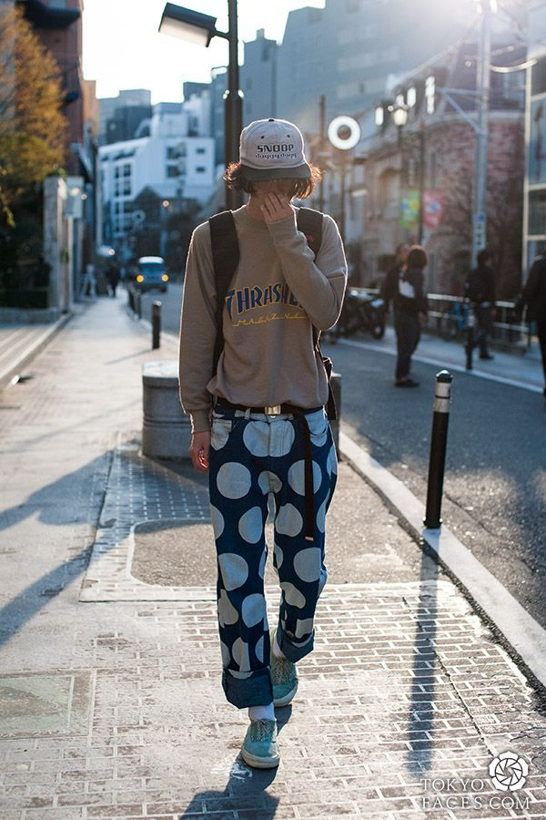 Men | Japanese fashion and Tokyo street style - Tokyofaces.com - Part 9