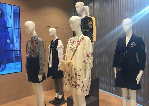 最新春夏ファッションZARA展示会で見つけた新作トレンドアイテム