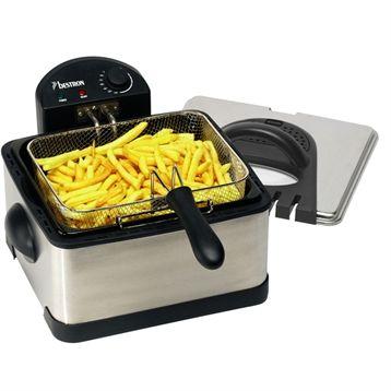 Friteuses électriques : Maxi-friteuse Inox 4,5 L 2000