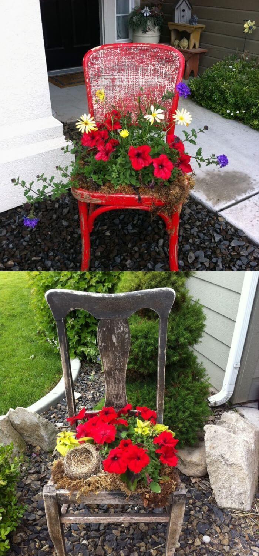17 Stunning Diy Spring Porch Decor Designs Ideas For 2020 Spring Porch Decor Flower Pots Outdoor Front Porch Flower Pots