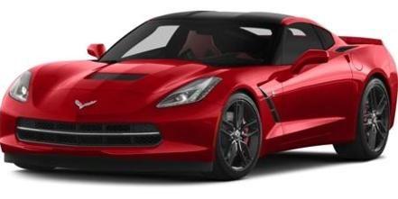 2014 Chevrolet Corvette Stingray Coupe 1LT