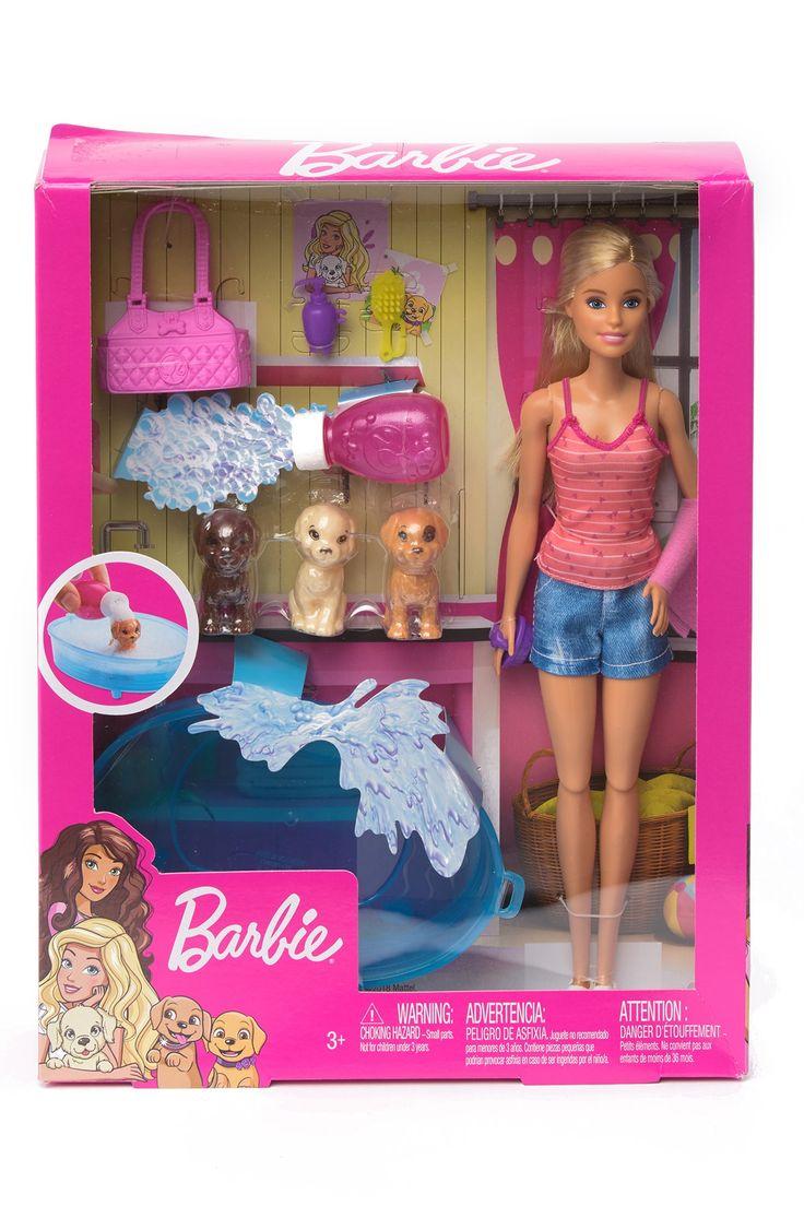 Barbie dog bath set in 2020 barbie dog dog wash dog bath