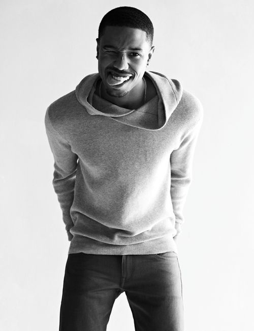 Michael B. Jordan Tumblr | Michael B. Jordan's sexiest photos mb10 - Rolling Out                                                                                                                                                                                 More