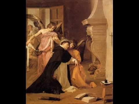 ▶ Adoro Te Devote - Catholic Hymns, Gregorian Chant - YouTube