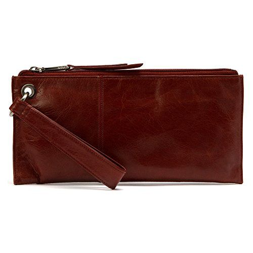 VIDA Leather Statement Clutch - Charles Bridge Purse by VIDA CveS5b