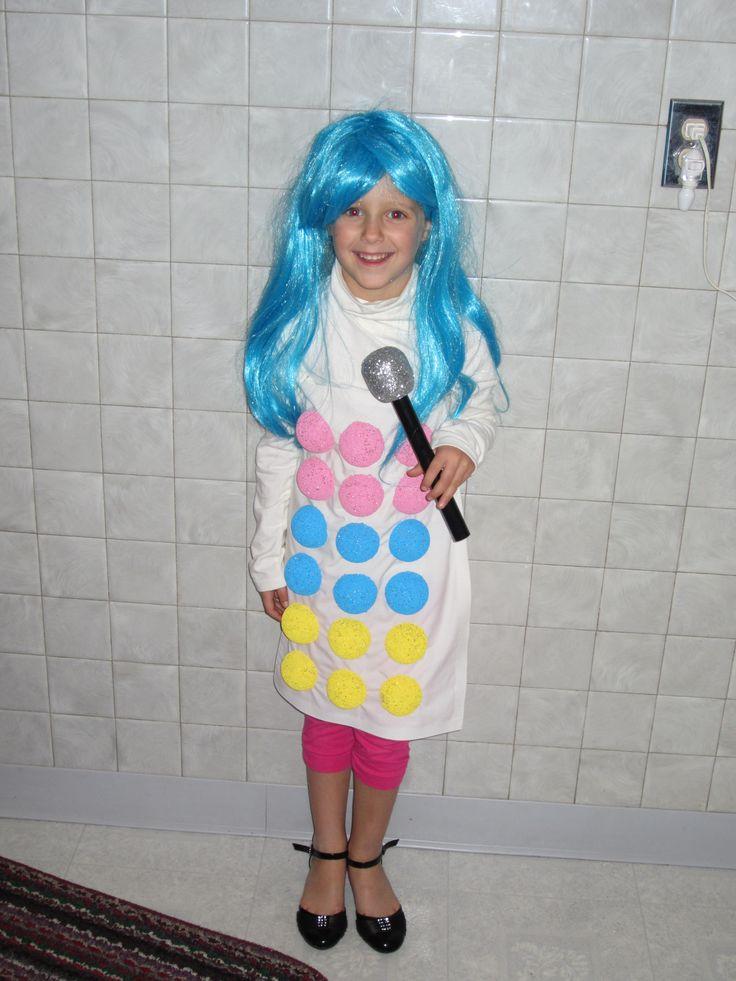 DIY Katy Perry costume | Halloween | Pinterest
