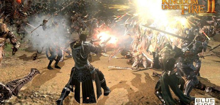 Kingdom Unde Fire 2 battle