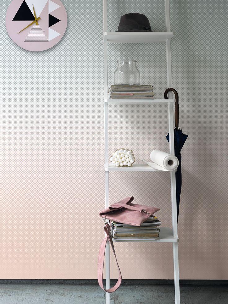 Fog / non-woven wallpaper / lavmi