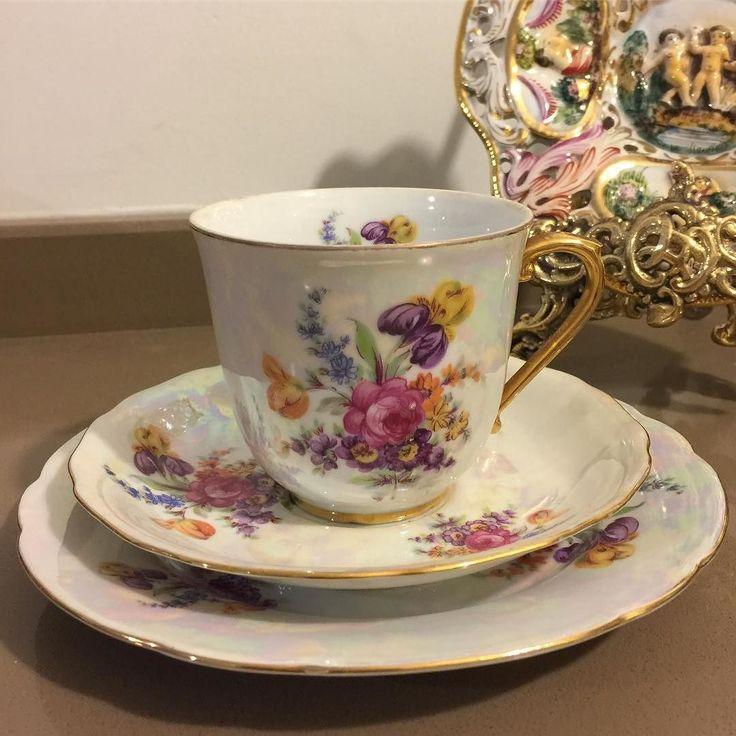 Sedefli çay trio  kargo dahil fiyatı 85 tl