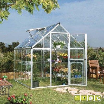 Modulari, solidissime, facili da trasportare ed installare le nuove serre per giardino Verdemax Doris Maxi 2270 sono studiate per soddisfare le esigenze dell'appassionato di giardinaggio.