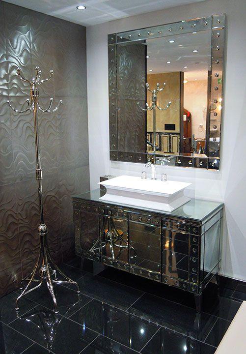Oasis @ West One Bathroom in Mayfair showroom - Rivoli Special Edition