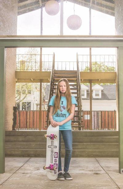 Oscar Gonzalez #Kid #Skateboard