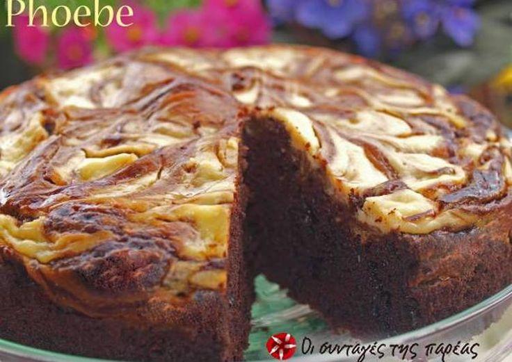 Κέικ με τυρί κρέμα