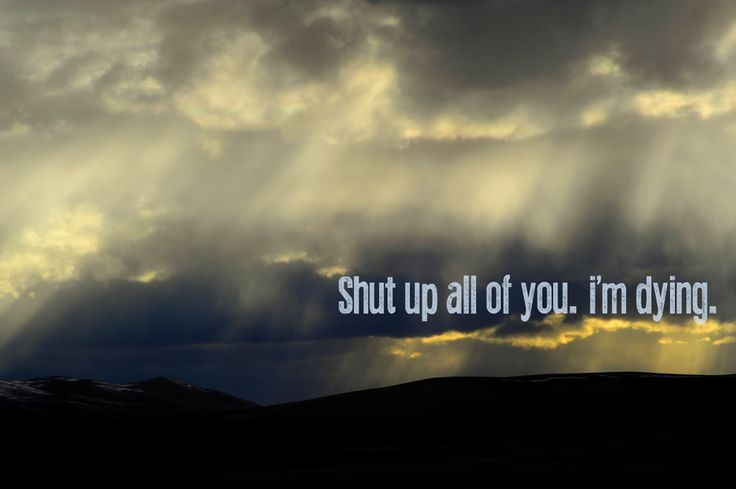 If Bernard Black Quotes Were Motivational Posters