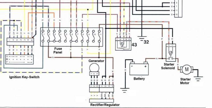 Triumph Speed Triple Wiring Diagram