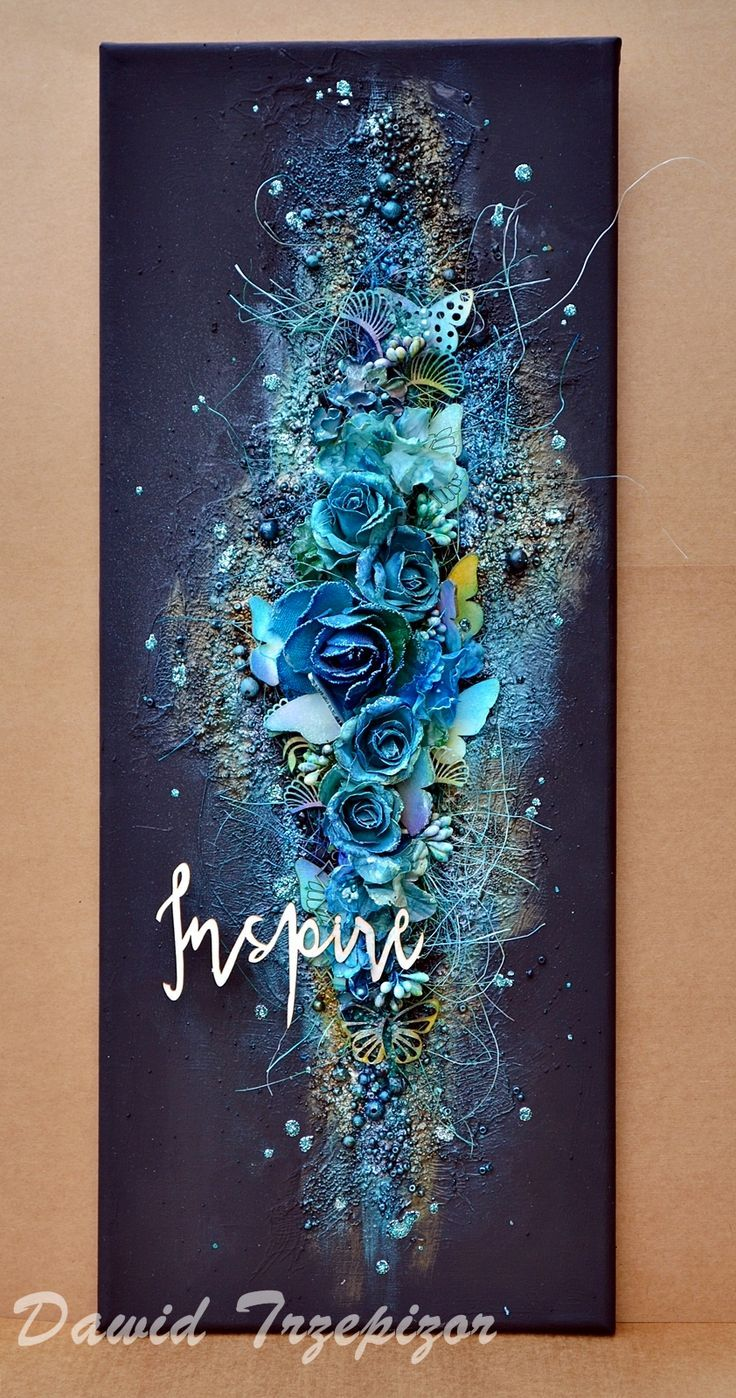 1254 best images about mixed media canvas art on pinterest for Mixed media canvas art ideas