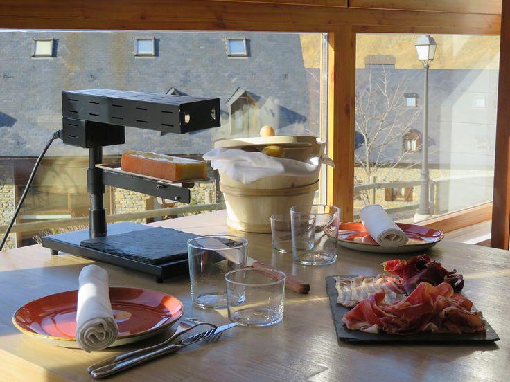 Restaurante #LaRacletterie en #LaPleta
