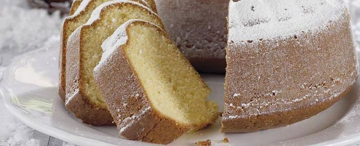 Vanilla Snow Cake