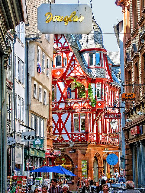 Marburg, Germany. This is the Germany I remember as a kid. So want to return.