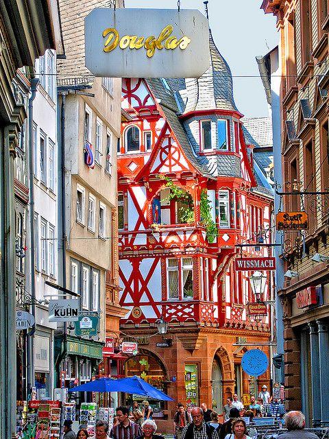 Marburg, Hessen, Deutschland
