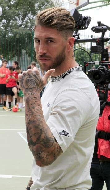 Sergio Ramos Nike