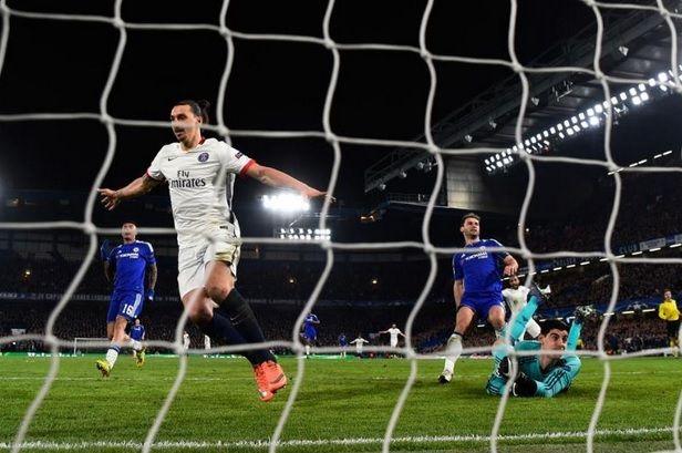 Con gol de Ibrahimovic el PSG vence como visitante a Chelsea y avanza en Liga de Campeones   Radio Panamericana