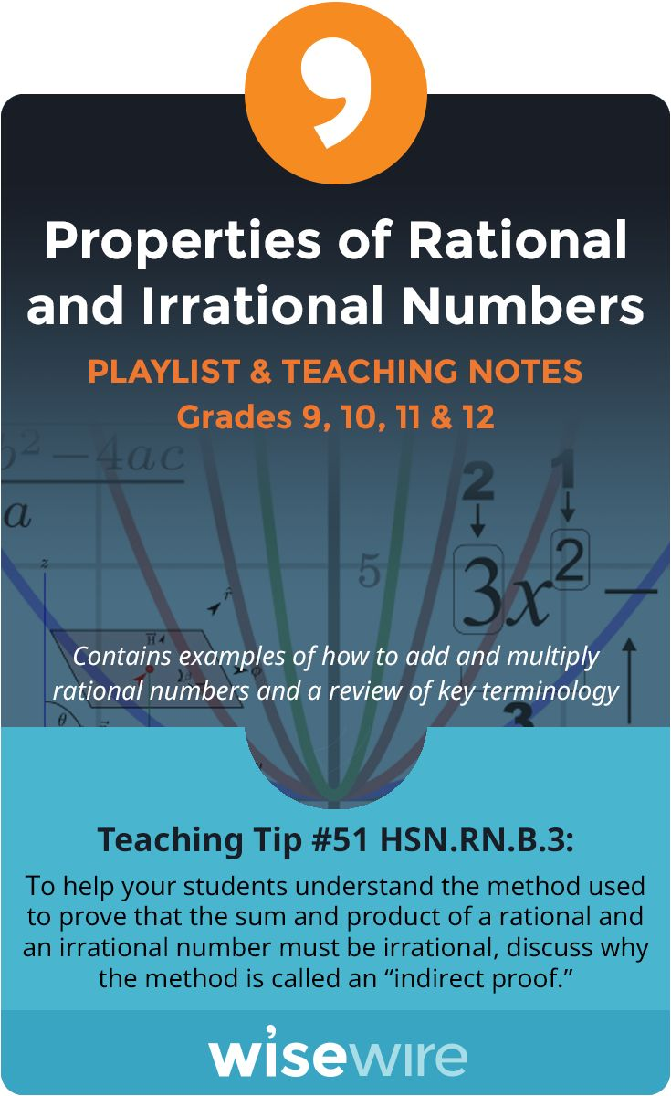 25+ best ideas about Irrational Numbers on Pinterest ...