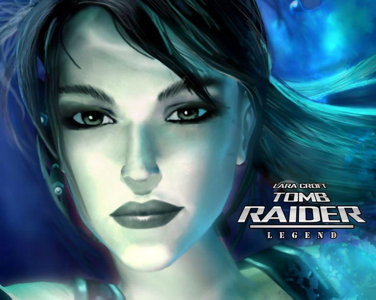 tomb raider wallpaper | Underwater - Tomb Raider: Legend