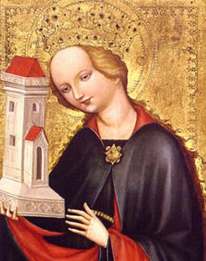 "Master of ""Litoměřický"" altar - Madonna (second half of 15th century) #painting #art #Czechia"