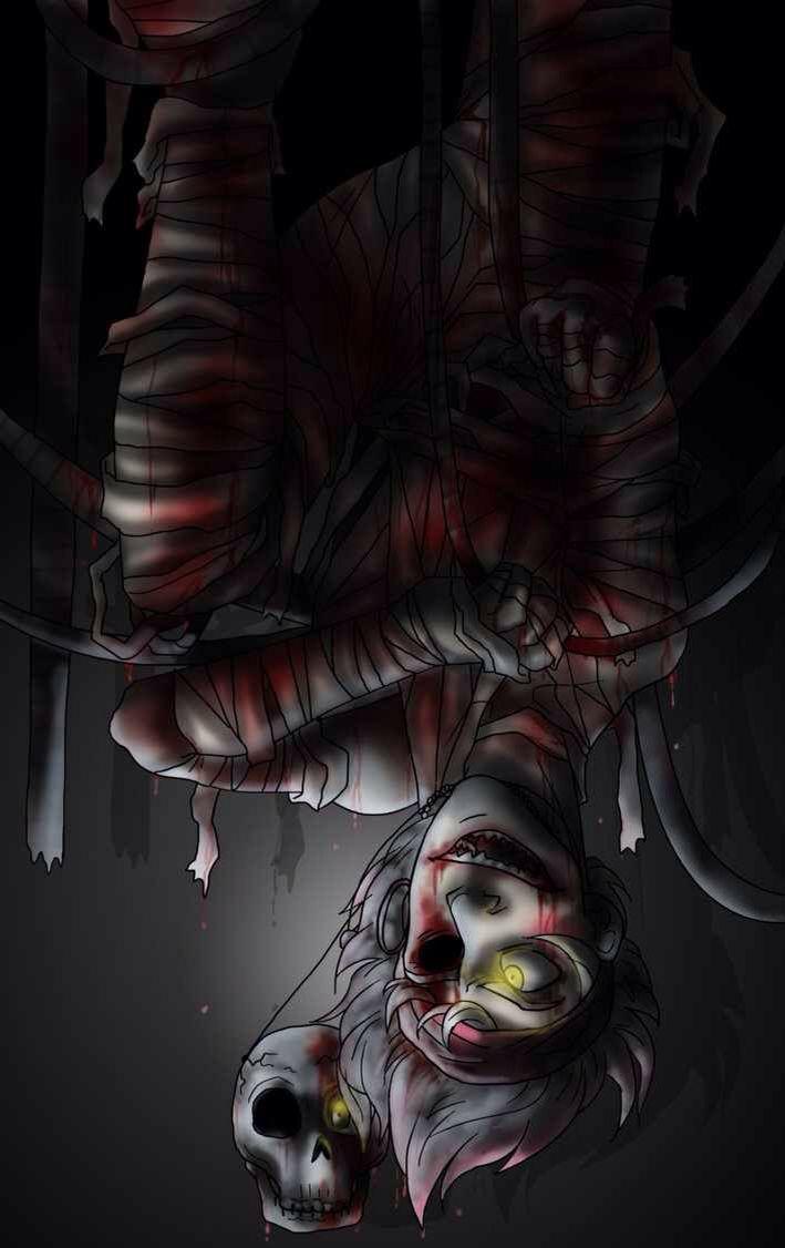 Кровавые картинки фнаф