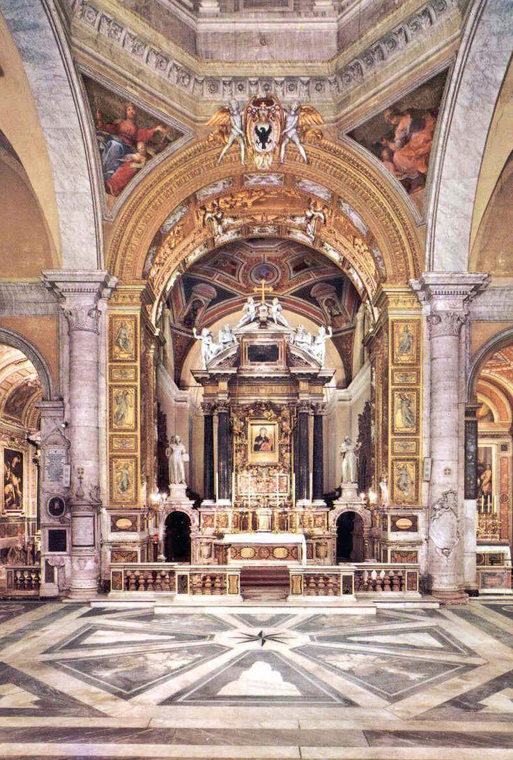 16 best basilica di santa maria del popolo a roma images on interior di santa maria del popolo roma fandeluxe Images