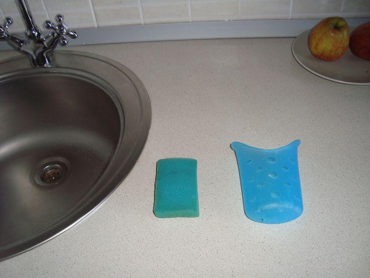 Хранение моющих средств и губки в кухне - Дизайн интерьера - Babyblog.ru