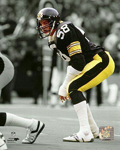6a4c10946df Jack Lambert | My Pittsburgh Steelers | Jack lambert, Steelers ...