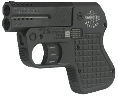 DoubleTap Firearms has developed the world\u0026#39;s smallest and lightest ...