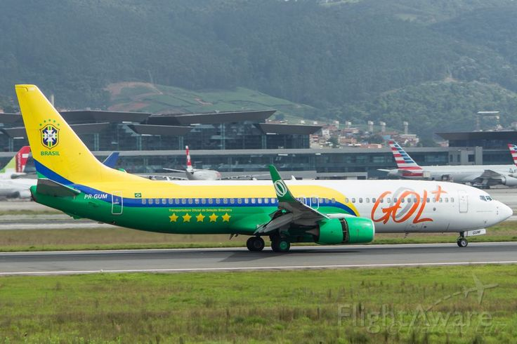 Photo of Gol Transportes Aereos B738 (PR-GUM) ✈ FlightAware