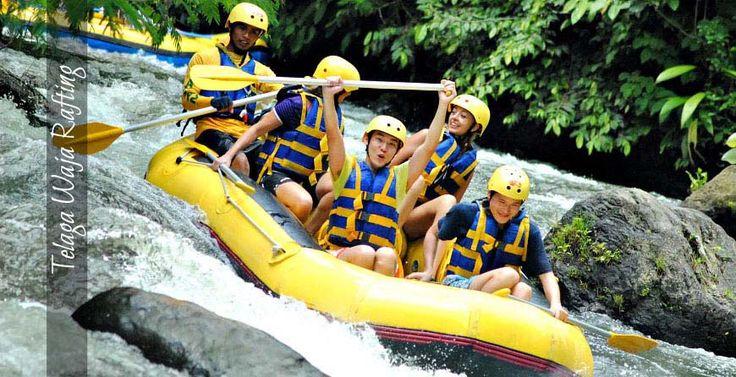 Telaga Waja Rafting, Klungkung-Bali. http://balitours.com/tour/telaga-waja-rafting/