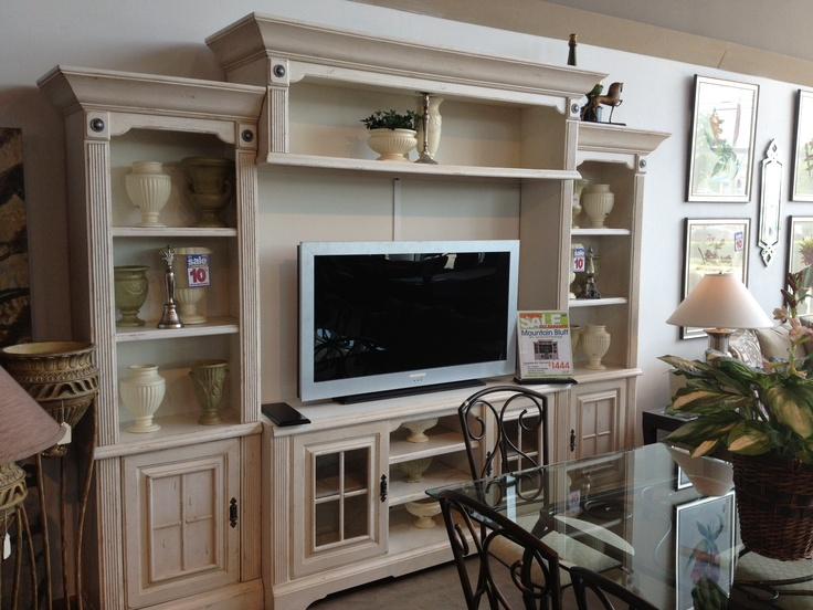 TV Wall Unit Rooms To Go New Home Ideas Pinterest