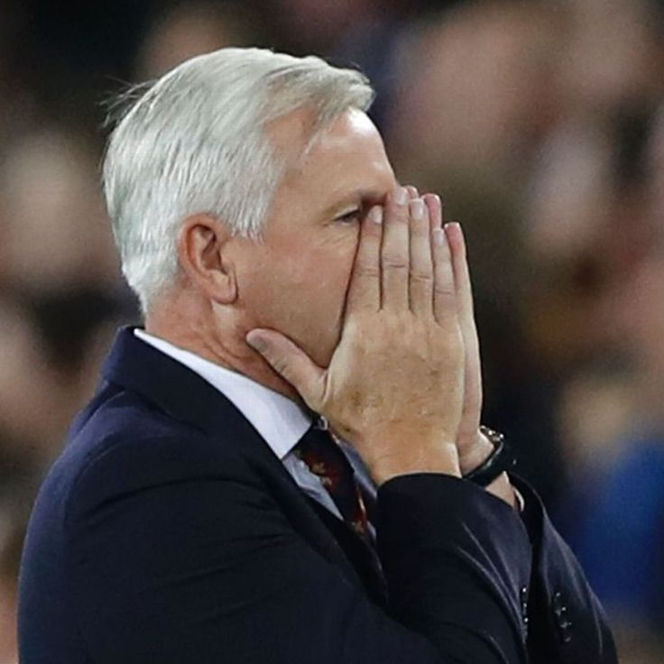 Alan Pardew faces hot-seat meeting with Crystal Palace chairman - reports