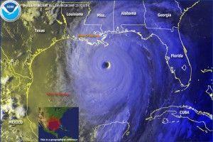 29 août 2005 : L'ouragan Katrina frappe La Nouvelle-Orléans