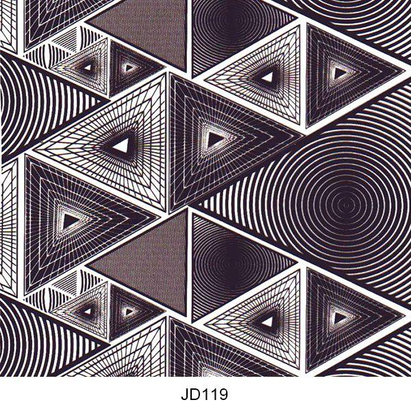 Hydrographic film design pattern JD119