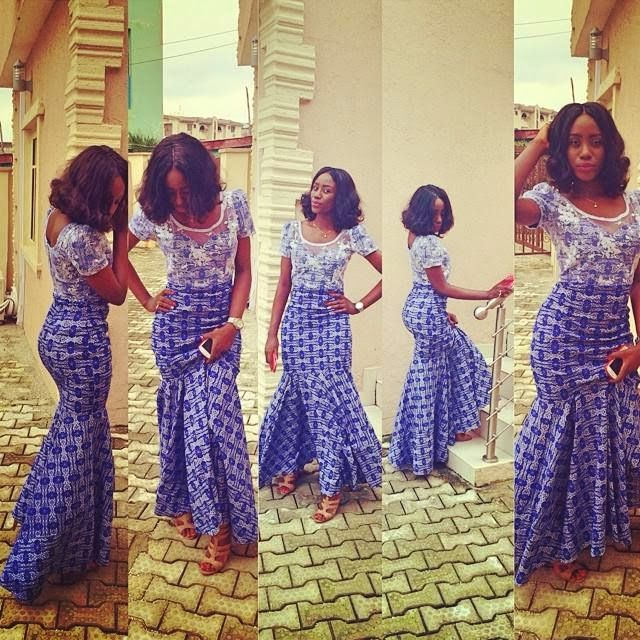 Ankara Long Gown Latest African Fashion African Prints